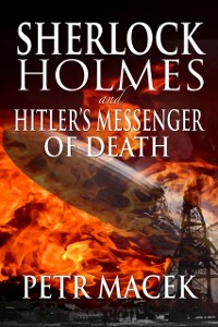 Cover Sherlock Holmes and Hitler's Messenger of Death