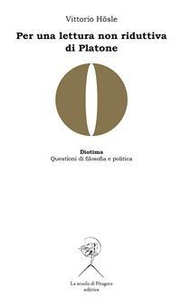 Cover Per una lettura non riduttiva di Platone