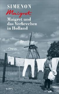 Cover Maigret und das Verbrechen in Holland