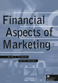 Cover Financial Aspects of Marketing