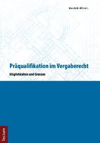 Cover Präqualifikation im Vergaberecht