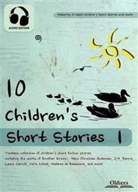 Cover 10 Children's Short Stories 1