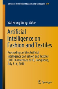 Cover Artificial Intelligence on Fashion and Textiles