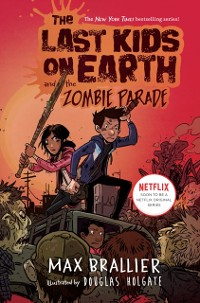 Cover Last Kids on Earth and the Zombie Parade