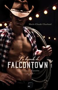 Cover La legende de Falcontown - Eperons et dentelle