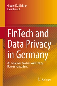 Cover FinTech and Data Privacy in Germany