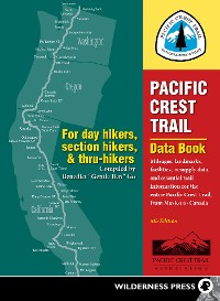 Cover Pacific Crest Trail Data Book