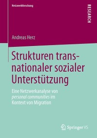 Cover Strukturen transnationaler sozialer Unterstützung