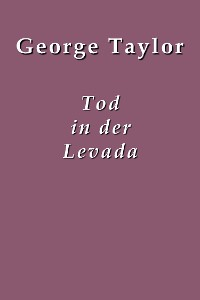 Cover Tod in der Levada