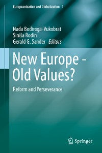 Cover New Europe - Old Values?