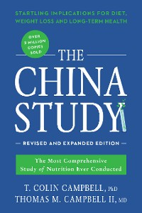 Cover The China Study: Revised and Expanded Edition