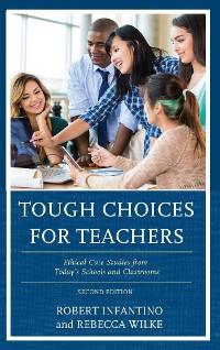 Cover Tough Choices for Teachers