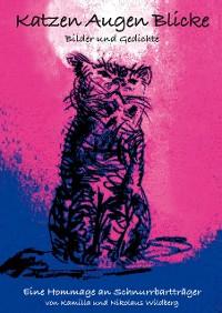 Cover Katzen Augen Blicke