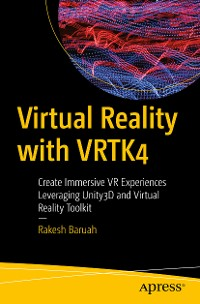 Cover Virtual Reality with VRTK4