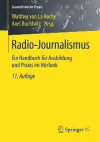 Cover Radio-Journalismus