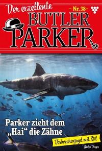 Cover Der exzellente Butler Parker 38 – Kriminalroman