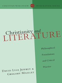 Cover Christianity and Literature