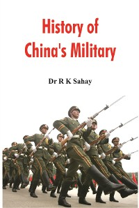 Cover History of China's Military