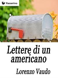 Cover Lettere di un americano