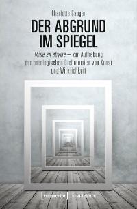 Cover Der Abgrund im Spiegel
