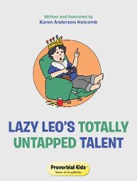 Cover Lazy Leo's Totally Untapped Talent