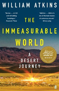 Cover The Immeasurable World