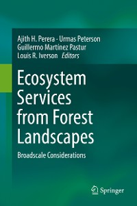 Cover Ecosystem Services from Forest Landscapes