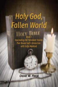 Cover Holy God, Fallen World