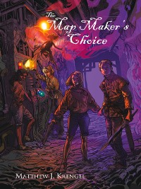 Cover The Map Maker's Choice