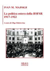 Cover La politica estera della RSFSR