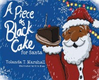 Cover A Piece of Black Cake for Santa