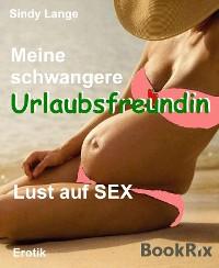 Cover Meine schwangere Urlaubsfreundin
