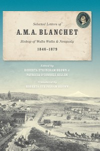 Cover Selected Letters of A. M. A. Blanchet