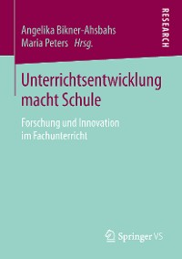 Cover Unterrichtsentwicklung macht Schule