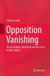Cover Opposition Vanishing