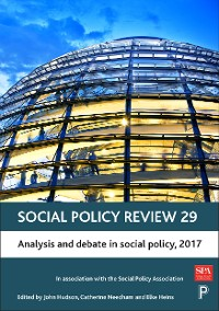 Cover Social Policy Review 29