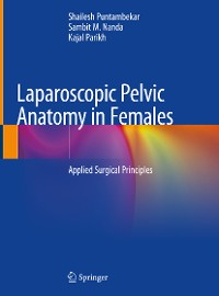 Cover Laparoscopic Pelvic Anatomy in Females