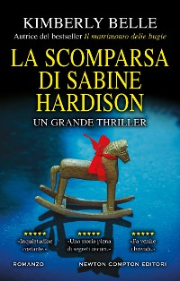 Cover La scomparsa di Sabine Hardison