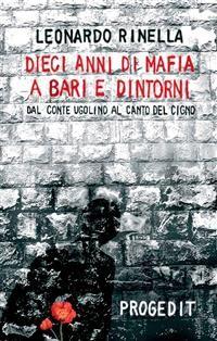 Cover Dieci anni di mafia a Bari e dintorni