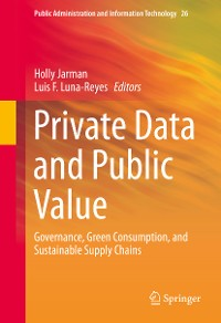 Cover Private Data and Public Value