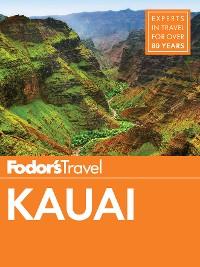 Cover Fodor's Kauai