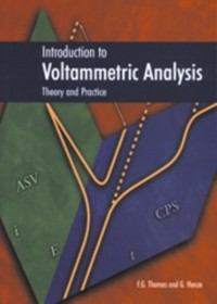 Cover Introduction to Voltammetric Analysis