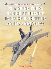 Cover US Marine Corps and RAAF Hornet Units of Operation Iraqi Freedom
