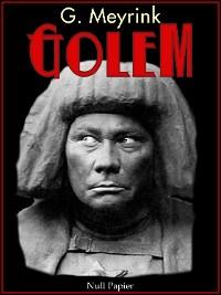 Cover Der Golem