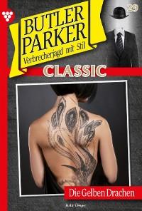 Cover Butler Parker Classic 29 – Kriminalroman