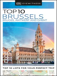 Cover Top 10 Brussels, Bruges, Antwerp and Ghent
