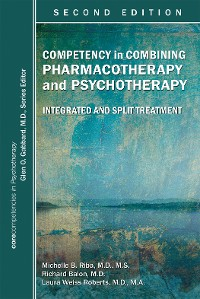 Cover Competency in Combining Pharmacotherapy and Psychotherapy