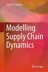 Cover Modelling Supply Chain Dynamics
