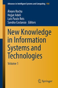Cover New Knowledge in Information Systems and Technologies