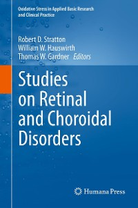 Cover Studies on Retinal and Choroidal Disorders
